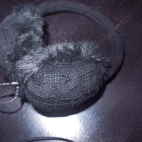 Ørevarmere,-høretelefoner