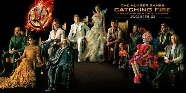 Hunger games 2, Catching Fire