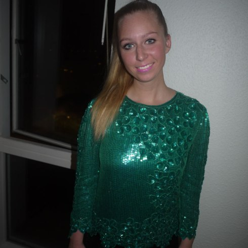 Sequin,-palietter,-genbrug,-top,-shirt