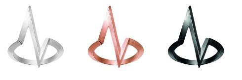 Silver ring, danish design, sølv, silver, pink-gold plated, oxidized, Zöl