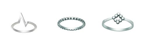 Top ring, fingerledsring, silver, sølv, statement, zöl
