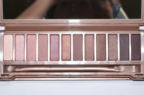 xsparkage.com, urban decay naked palette 3