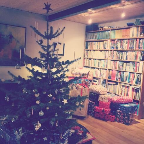 Juletræ, gaver