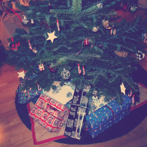 Juletræ, julepynt, julegaver
