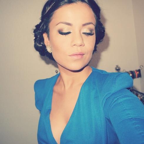 Nytår-2013, 2014-make-up,-hår,-opsat, inspiration