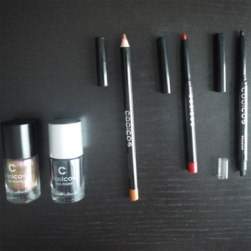 Coolcos,-anmeldelse,-lip-pensel,-Lip-precision-lip-pensel,-07,-eyeliner,-precise-automatic-lipliner,-02,-nail-polish,-negleak,-60,-145