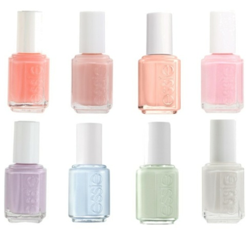 Pastel, nailpolish, neglelak
