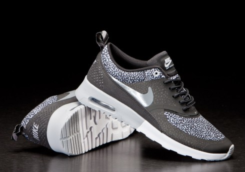 nike-wmns-air-max-thea-black-print-spring, summer, sneakers, fede, forår, sommer
