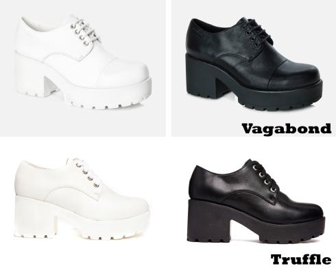 Vagabond,Truffle,-Dioon,-chunky-heal,-platform,-støvler,-plateau