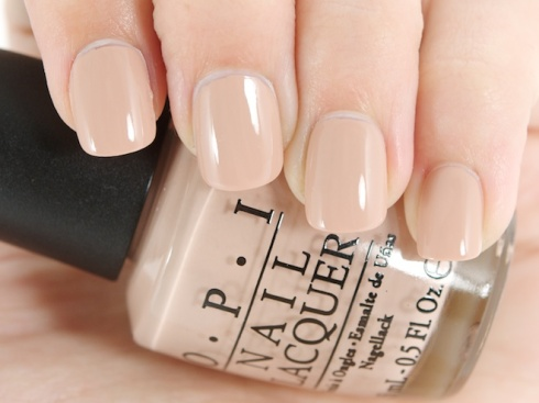 OPI-Germany, Don't Pretzel My Buttons Nail Polish, beige, nude, neglelak, nailpolish